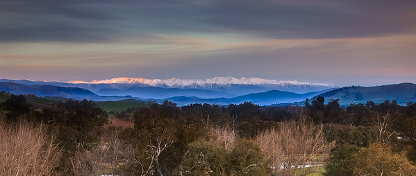 High Country Snowy Mountains  © www greatphototutorials com