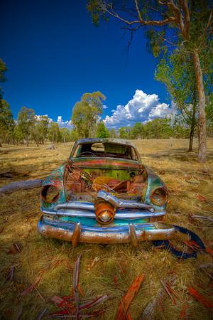 1950 Ford Mercury Ute