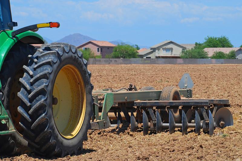 Rural vs Urban: Disks and Subdivisions