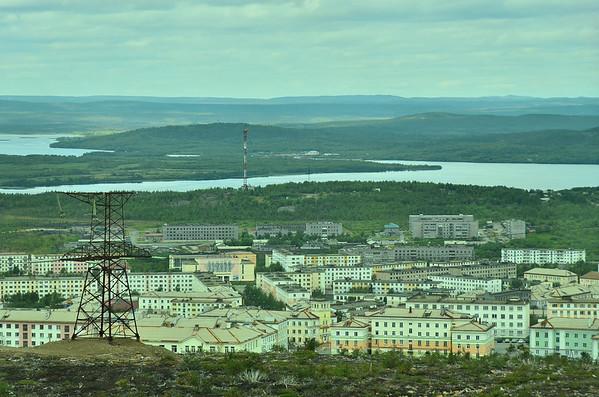 Metal works, Nikel, Kola Peninsula