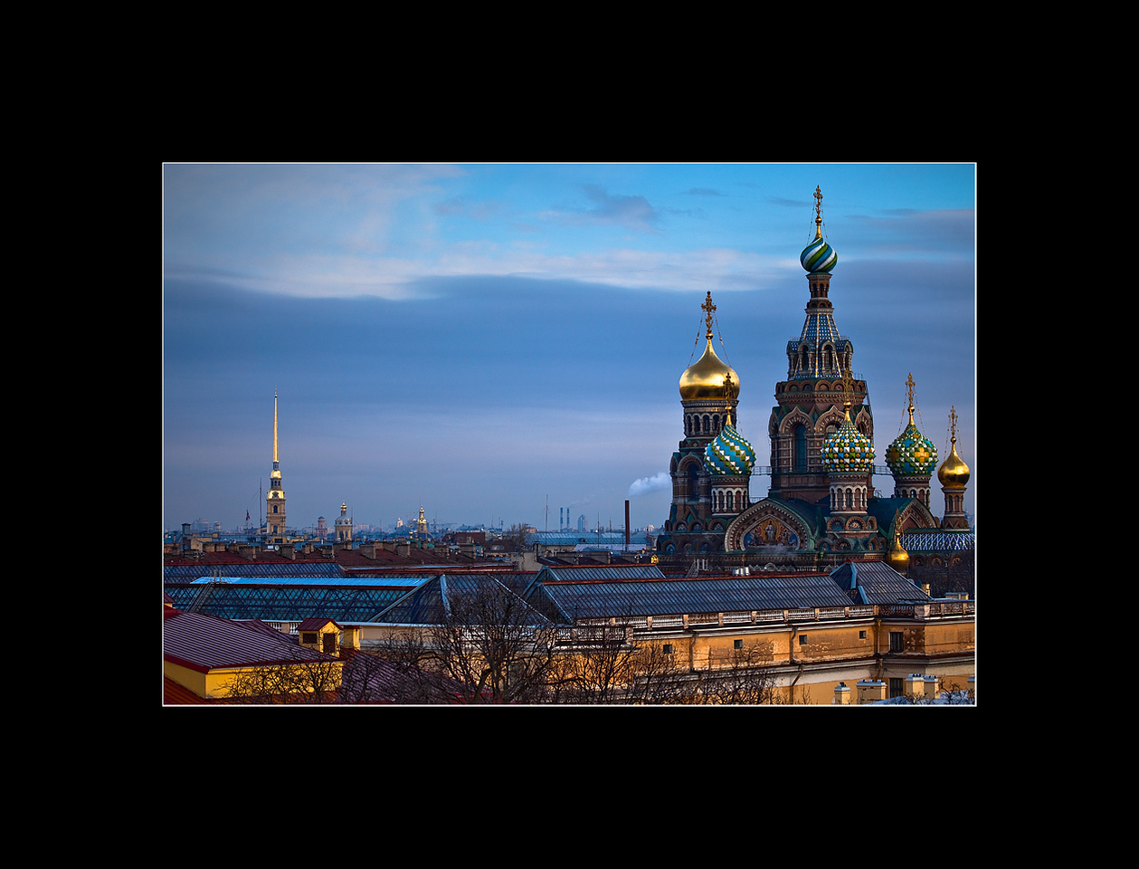 Church of the Spilled Blood, Saint Petersburg
