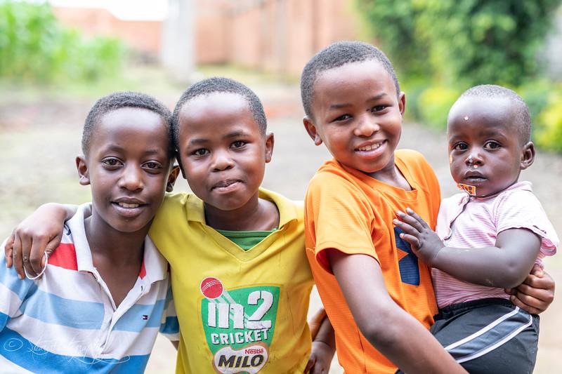 Children of Rwanda II,  2019