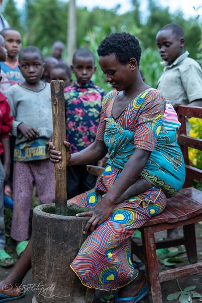Children of Rwanda IV,  2019