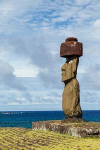 Moai, Ahu Ko Te Riku