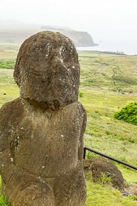 Moai Tukuturi, Rano Raraku