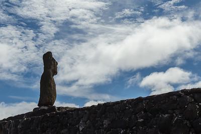 Moai, Ahu Tahai