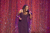 "Brenda Russell, singer, songwriter sang one of her many hits ""Get Here"" (if you can).  Recently co-wrote the songs for the Broadway musical ""The Color Purple""."