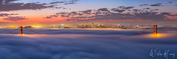 Hawk Hill Sunrise
