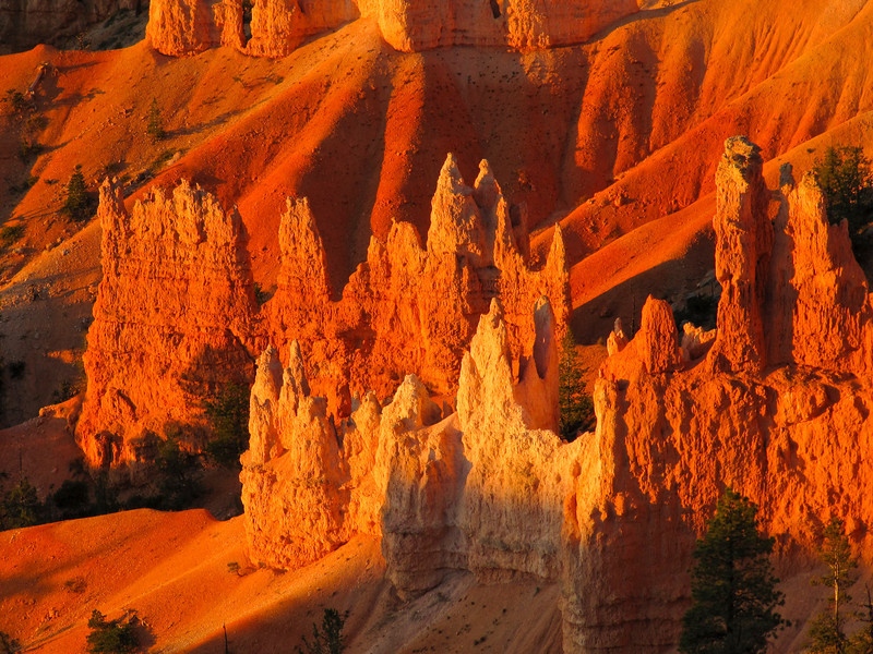 Castles Made of Sand<br /> Bryce Canyon National Park