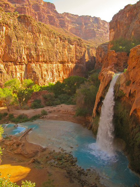 Havasu Falls. Grand Canyon. Arizona