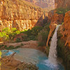 Havasu Falls. Grand Canyon. Arizona