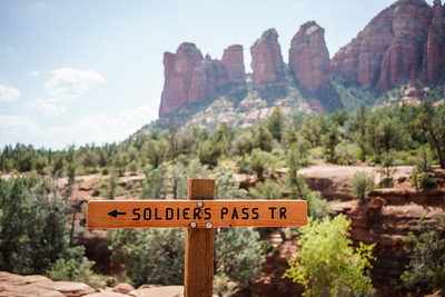 Soldiers Pass Trail | Sedona, AZ
