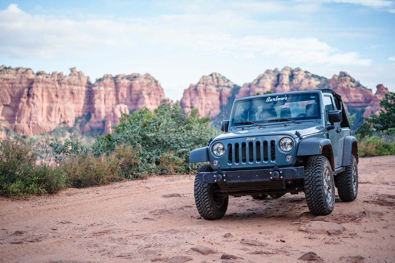 Jeep Trail | Sedona, AZ