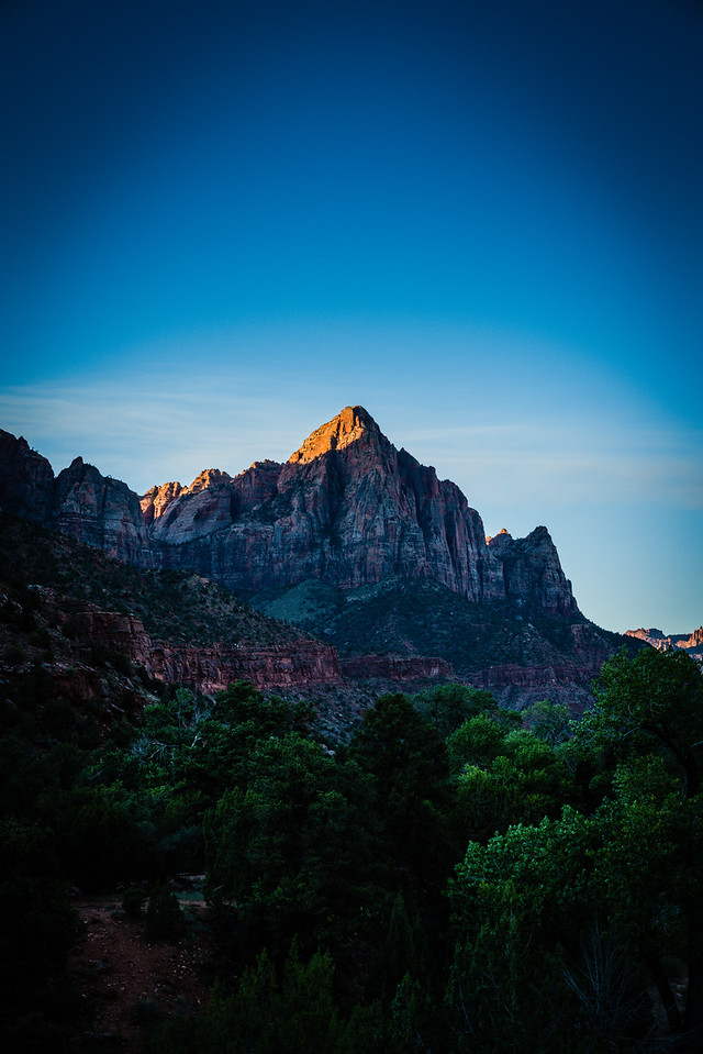 Sunrise at The Watchman | Zion National Park, UT