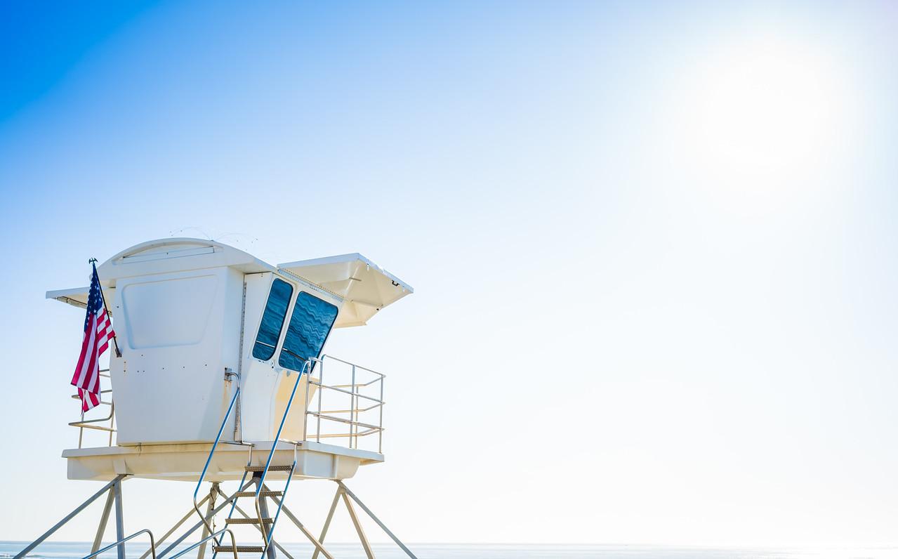 Lifeguard Stand | Ja Jolla, CA