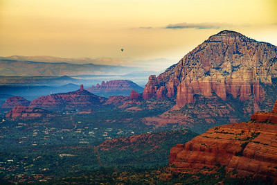 Schnebly Hill Sunrise | Sedona, AZ