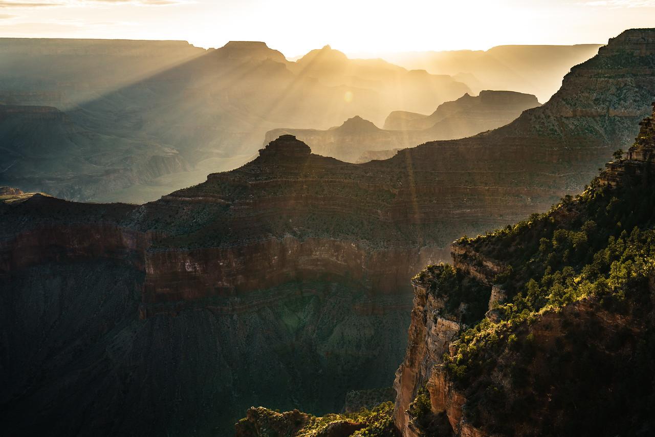Sunrise | South Rim Grand Canyon, AZ
