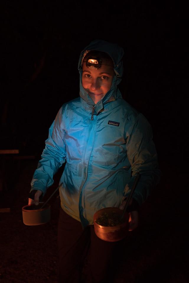 Dinner Time | North Rim Campsite, Grand Canyon, AZ