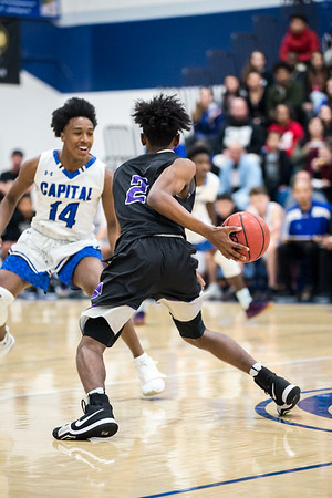 02/23/18 Franklin @ Capital Christian