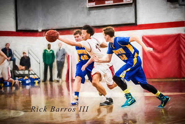 02/25/15 - Country Day Varsity Basketball