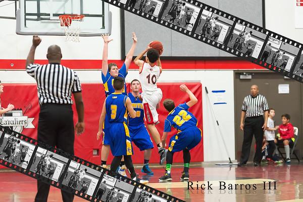 01/16/15 - Country Day Varsity Basketball
