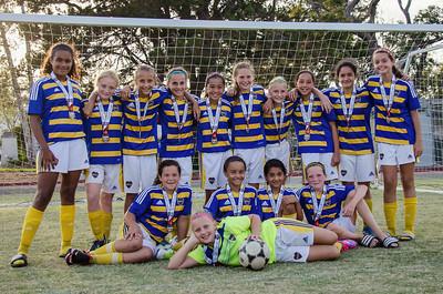 2014 BOCA 02 Girls U14