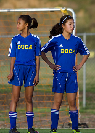 BOCA 2013 99 Girls U14 Silver