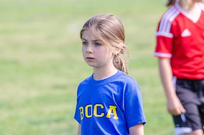 2014 BOCA 05 Girls U9