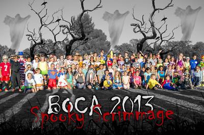 2013 Spooky Scrimmage