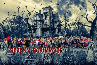 2014 Spooky Scrimmage