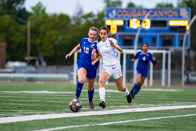 04/23/21 - CASA Roble at Del Campo High School Varsity Soccer