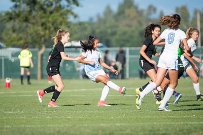 06/11/17 - West Coast Kaos @ San Juan ECNL (03 Girls U15)
