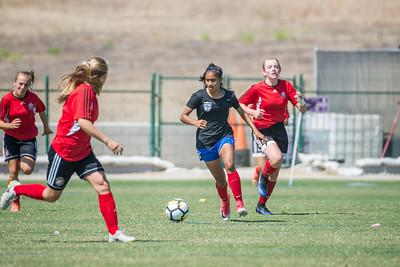 07/30/17 - Southwest United Sports @ San Juan ECNL (03 Girls U15)