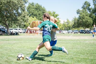 08/06/17 - San Juan ECNL (03 Girls U15) at 49er United Shooting Stars (02 Girls U16)