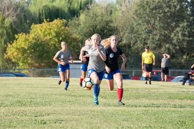 08/06/17 - San Juan ECNL (03 Girls U15) at San Juan SC Blue (02 Girls U16)