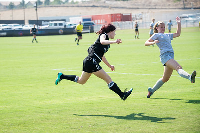 180727 - Crossfire Premier @ San Juan ECNL (03 Girls U16)