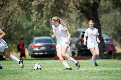 180811 - San Juan ECNL @ American River FC Freedom (01 Girls U18)