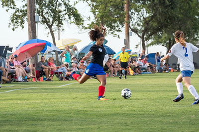 07/15/17 - Eagles ECNL @ San Juan ECNL (03 Girls U15)