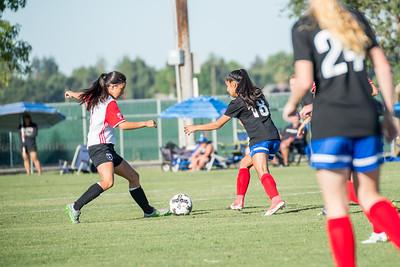 07/16/17 -  San Jose Earthquakes GDA @ San Juan ECNL (03 Girls U15)