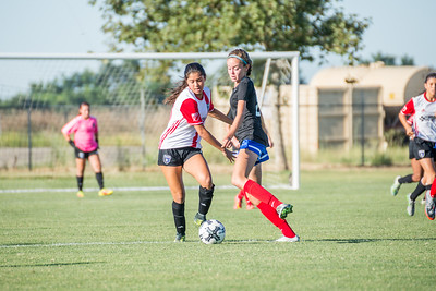 07/16/17 -  San Jose Earthquakes GDA @ San Juan ECNL (03 Girls U15)