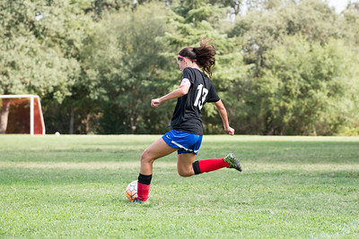 08/05/17 - Folsom Lake Earthquakes Premier (03 Girls U15) @ San Juan Blue (02 Girls U16)