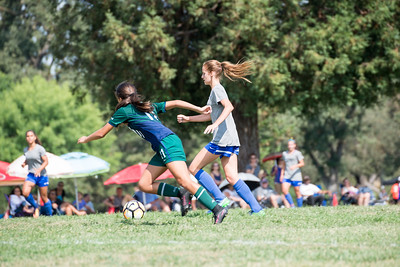 08/05/17 - San Juan ECNL (03 Girls U15) at 49er United Shooting Stars (02 Girls U16)