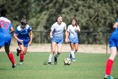 10/08/17 - San Juan ECNL @ Santa Rosa United (03 Girls U15)
