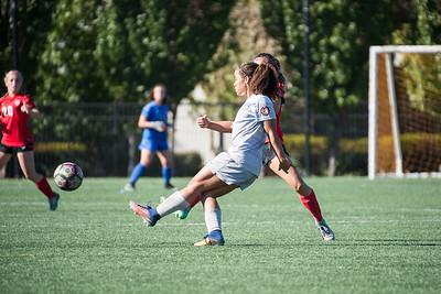 10/21/17 - Mustang SC ECNL @ San Juan ECNL (03 Girls U15)