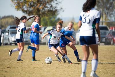 11/19/17 - MVLA ECNL @ San Juan ECNL (02 Girls U16)