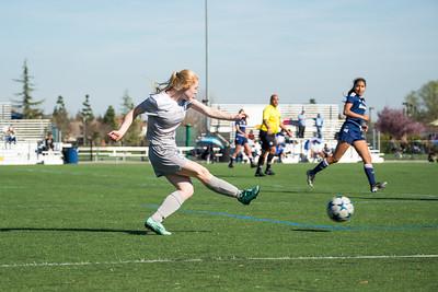 03/11/18 - San Juan 03G ECNL @ FC Elk Grove Platinum1 (02 Girls U16 NPL)