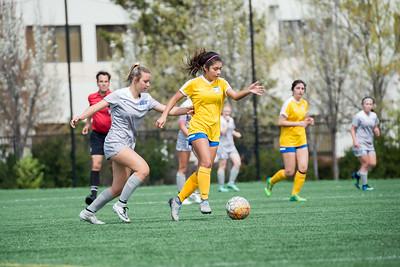 03/31/18 - Santa Rosa United @ San Juan ECNL (03 Girls U15)