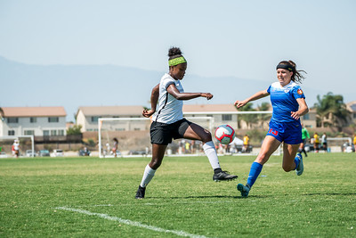 180728 - San Juan ECNL @ LAFC Slammers (03 Girls U16)
