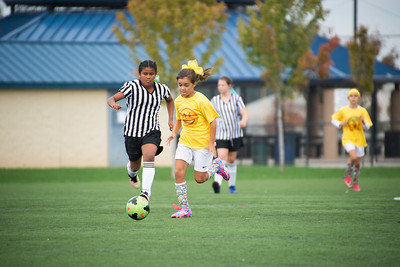 10/29/16 - Union Sacramento FC 2016 06 Girls U11 Grey