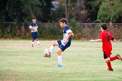 09/15/15 - Union Sacramento FC 01 Boys U14